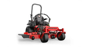 2018 GRAVELY Commercial grade Pro Turn Lawn Mowers