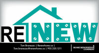 Renew, A Home Renovation Company - 905-320-1211