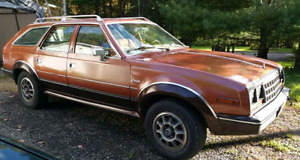 AMC Eagle 1982 4WD