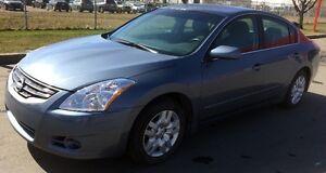 2012 Nissan Altima S (No GST & No ADMIN FEE)
