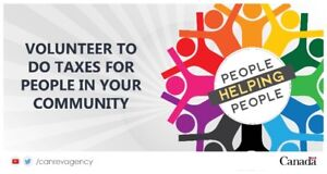 The Community Volunteer Income Tax Program - CRA; HRM area