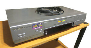 VHS  Deck