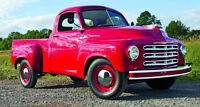 WANTED: 1930 to 1959 Studebaker Truck