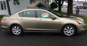 HONDA ACCORD ELX V6 2009