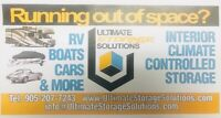 STORAGE RV BOATS CARS & MORE! CLIMATE CONTROLLED INDOOR SPACE.