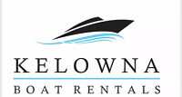 Looking For a Boat Rental Service in Kelowna, British Columbia?