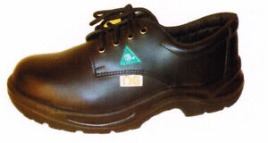 Safety Leather Shoe