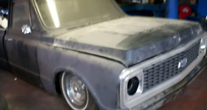1969 c10 bagged project  need gone!!