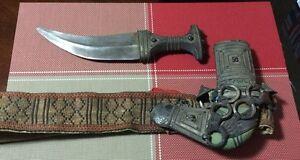 Jambiya Dagger old Sword Saudi Arabia