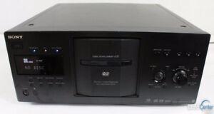 Sony disc explorer DVD Video