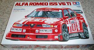 Tamiya 1/24 Alfa Romeo 155 V6 Ti Corsa