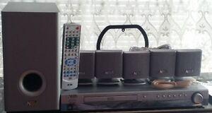 Nova 5.1 Surround Sound DVD Home Theatre