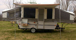 Very Clean Tent Trailer for Rent