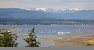 COMOX, BC HOME FOR RENT - MAY 1, 2020-SEPTEMBER 30, 2020