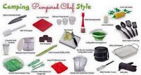 PAMPERED CHEF BBQ