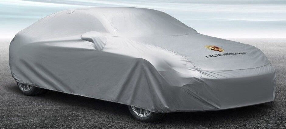 PORSCHE PANAMERA INDOOR OUTDOOR FULLY WATERPROOF CAR COVER COTTON LINED HD