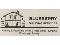 Building complex services,tileing,painting,plastering,kichen fitting,paving,garden fenceing