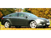 2011/61 VAUXHALL INSIGNIA 2.0 CDTI SRI (160) 5DR HATCHBACK FSH ONE OWNER FROM NEW