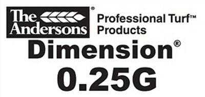 Dimension 0.25G Herbicide - 50 Lbs.