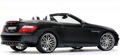 BRABUS Heckspoiler für Mercedes Benz SLK ( R172 )