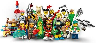 Lego 71027 - Minifigures - Series 20 - Choose Your Figures - FREE SHIPPING
