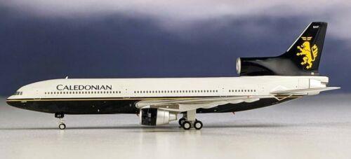 NG 31012 Caledonian Airways Lockheed L-1011 G-BBAF Diecast 1/400 Model Airplane