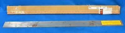 Starrett 36in Steel Straight Edge 380-36