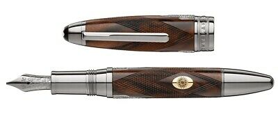 Montblanc Fountain pen Limited Edition Great Masters James Purdey & Sons 118104