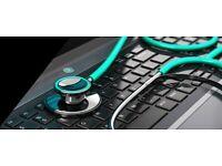 Repair of Laptops and Desktops & IPhone screens