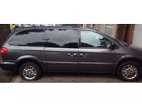 CHRYSLER GRAND VOYAGER BREAKING ALL PARTS AVAILABLE