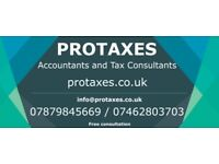 *Special offer* Self Assessment Tax Return -£99 at Protaxes Accountants