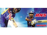 RNS CUSTOMISED PRO EDITION CRICKET BATS