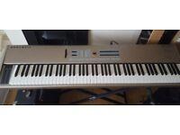 KURZWEIL SP88X DIGITAL STAGE PIANO 88 KEY KEYBOARD MIDI