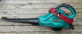 Bosch Leaf Blower and Vacuum - ALS 2500