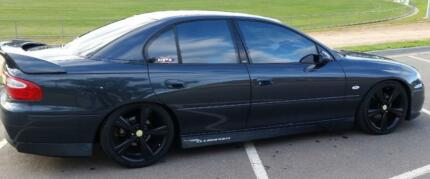 2001 HSV Clubsport Sedan Bendigo 3550 Bendigo City Preview