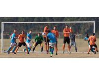 GOALKEEPER WANTED - Mens Saturday football + training thursday Evening