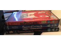 Santa clause movies