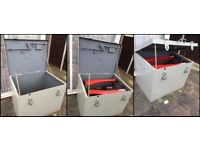 Steel box / Secure Toolbox / Anti-theft