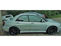 2005 Subaru Impreza 2.0gx Awd WRX Rep