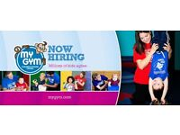 Teachers Wanted for New Children's Fitness Centre in Wallington!