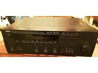YAMAHA NATURAL SOUND DIGITAL SOUND FIELD PROCESSING AMPLIFIER DSP A590.