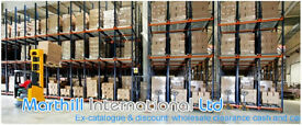 JOB LOTS, PALLETS, TOYS, HOUSE WARES, ELECTRICAL, FURNITURE, GARDEN, CLOTHING, CASH & CARRY