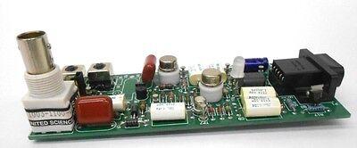 United Sciences Inc Circuit Board Pre-amplifier Module 1003-1100-01