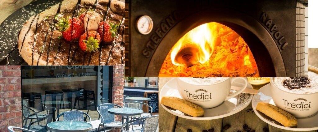 NEW: Wood Fired Pizzeria & Bakery Restaurant/Take Away