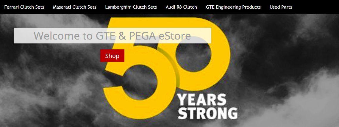 GTE Engineering LLC & PEGA Clutch
