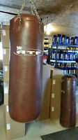 Leather Punching Bag 75lb (MMA - BOXING ETC)