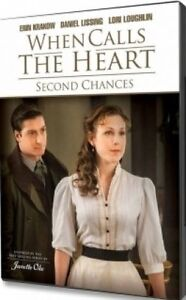 DVD - When Calls the Heart - Second Chances - NEW
