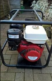 Honda GX340 Generator. large output 6kva 110v. QUICK SALE ONLY £80