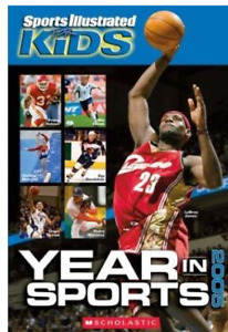 Book: Sports Illustrated -Year in Sports  2005