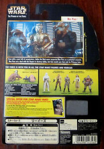 Star Wars Figures - Japan Imports (RARE) Cambridge Kitchener Area image 2